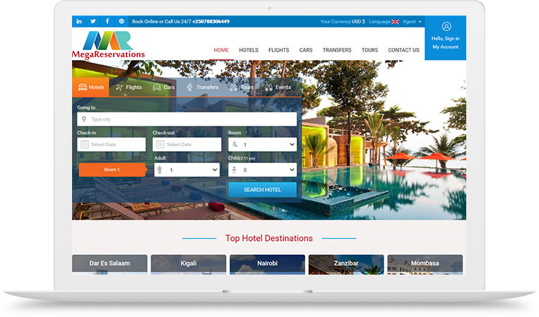 software for travel agencies